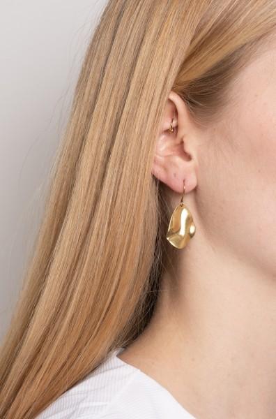 Earrings wavy Shapes