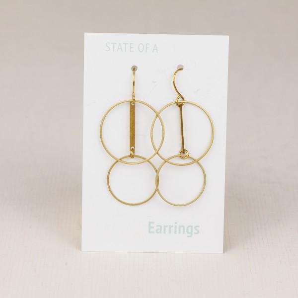 Earring Circles & Circles
