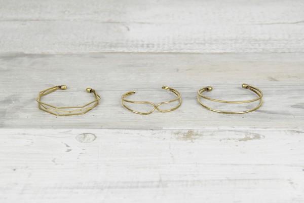 Cuff Bracelet different Shapes