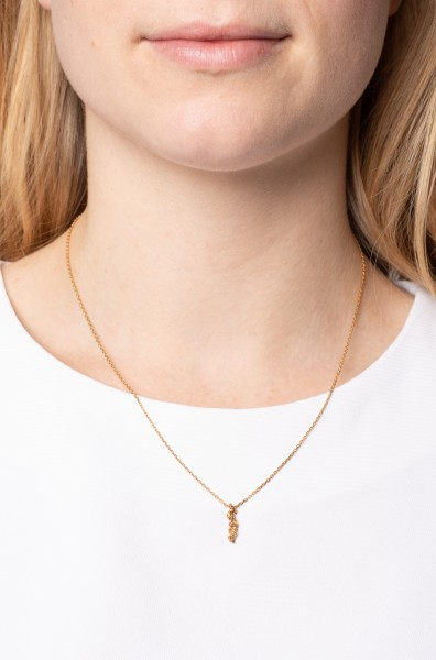 Necklace short Knot