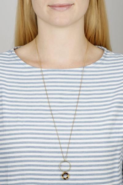 Necklace mixed Shapes Acrylic