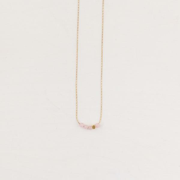 Necklace short Gem Beads
