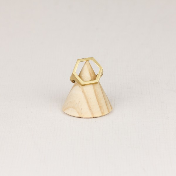 Ring Hexagon adjustable