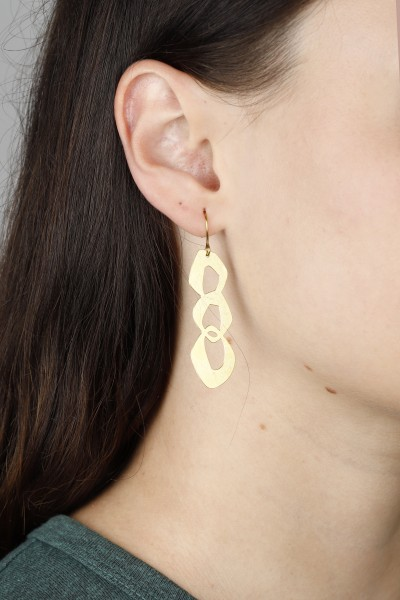 Earring hanging Shapes