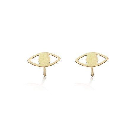 Earring Stud mini Eye