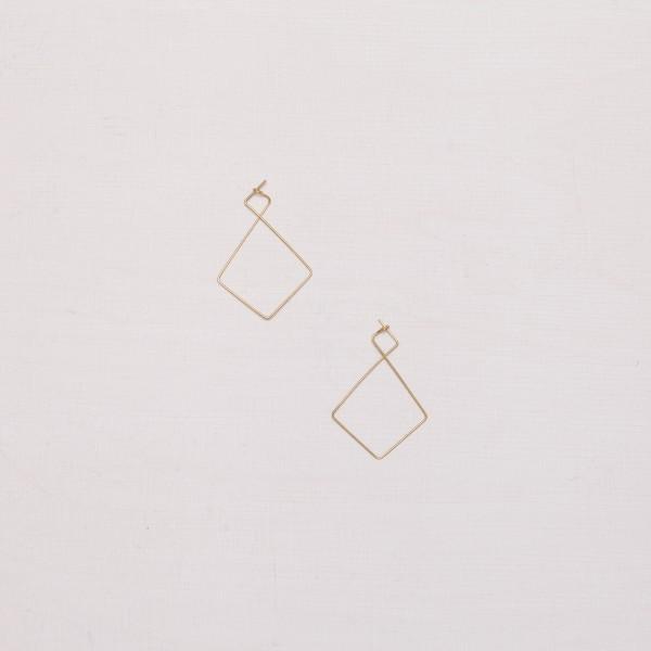 Earring Creole Diamond