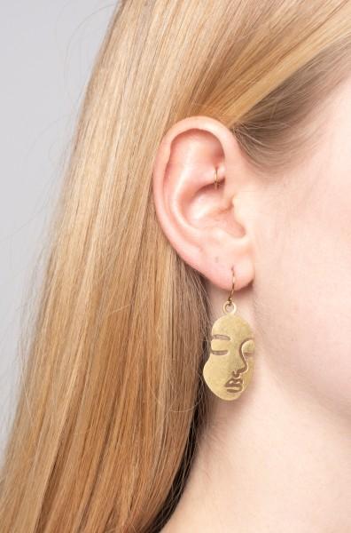 Earrings Face