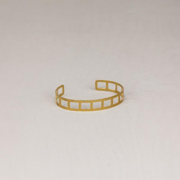 Cuff Bracelet Square