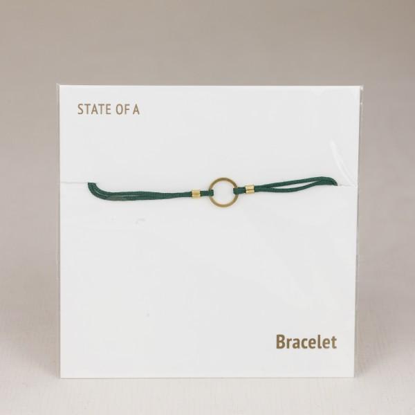 Bracelet Cotton Circle