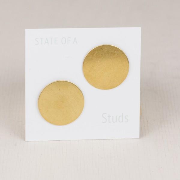 Studs simple Circle big