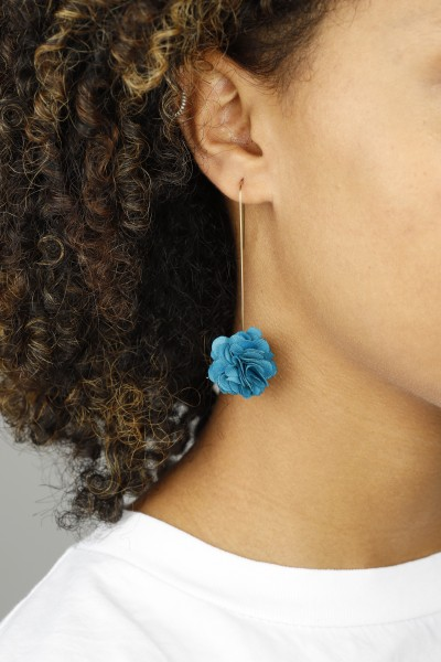 Earring hanging Flower