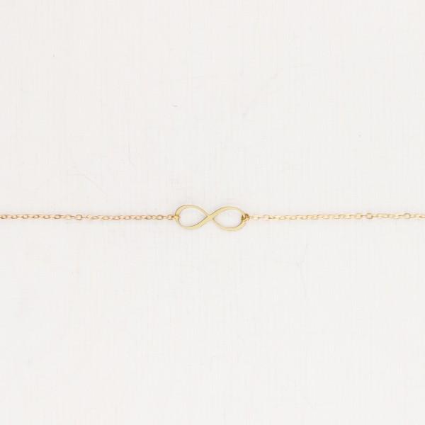 Bracelet geometric Infinity