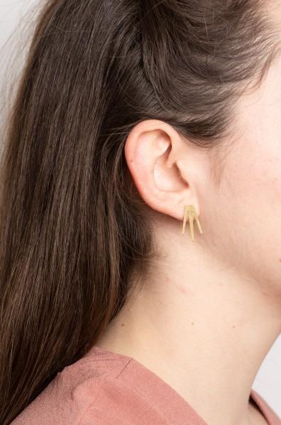 Earring Stud Spike
