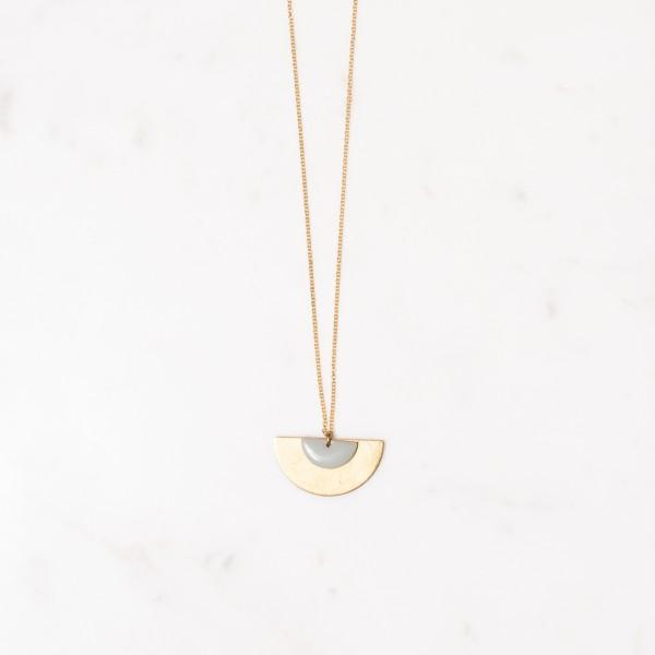 Necklace long Enamel