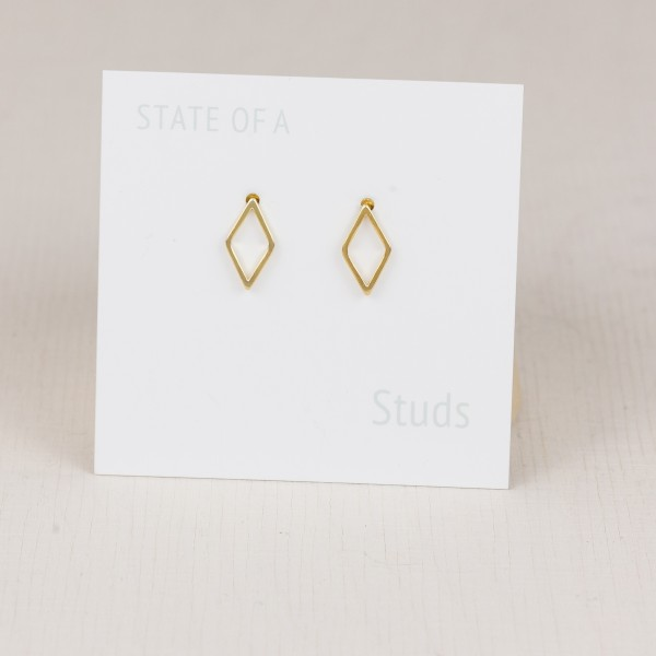 Studs Line Diamond