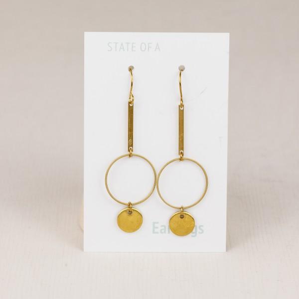 Earring Circles & Bars