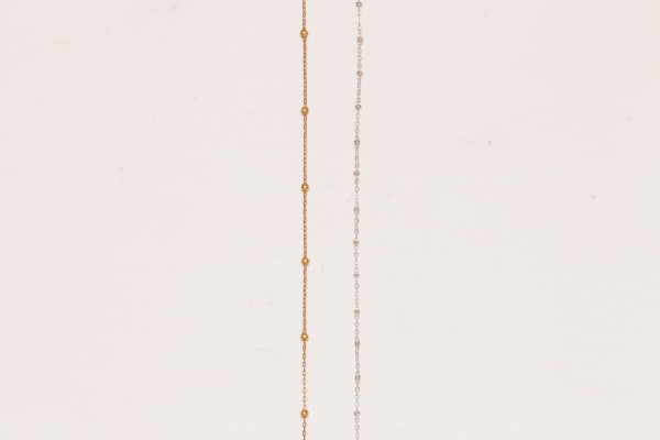 ANKLET Bead Chain