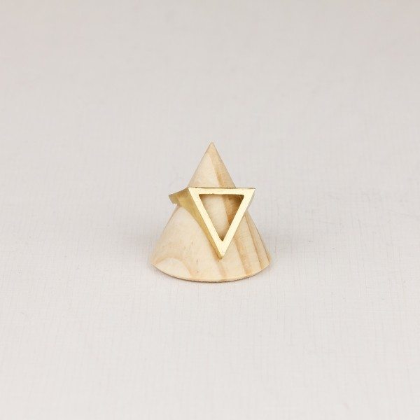 Ring Triangle adjustable