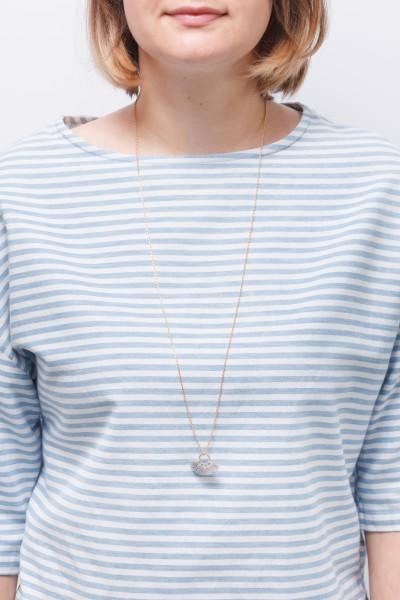 Necklace long Tassel